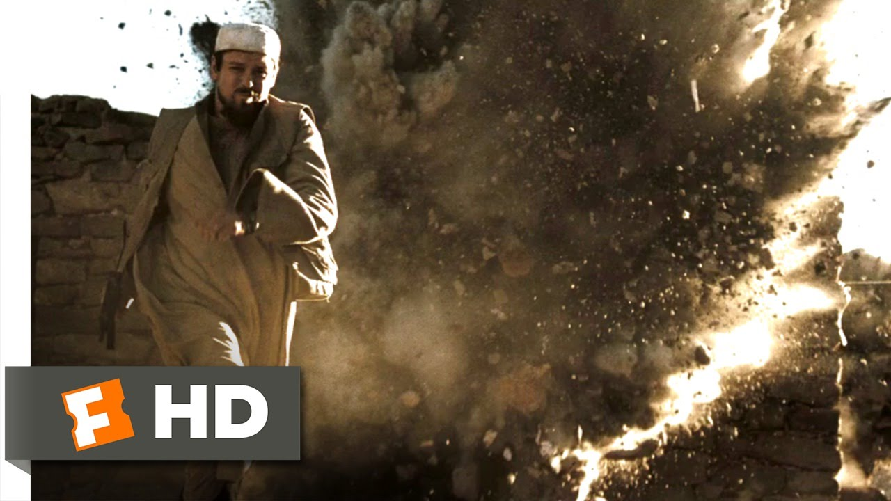 Body of Lies (2/10) Movie CLIP - Safe House Shootout (2008) HD