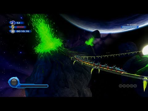 Sonic Colors - Episode 11: Asteroid Belts