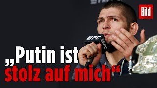 Darum rastete Khabib so aus | Skandal nach UFC-Kampf
