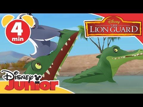 Magical Moments   Lion Guard: Crocodiles   Disney Junior UK