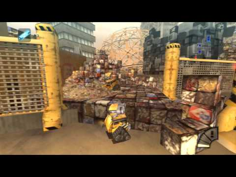 Wall-E PC Gameplay [60 FPS / 1080p]