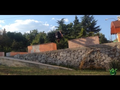 "Feel of movement - ""Without Law"" Parkour Macedonia - Radovis 2015"