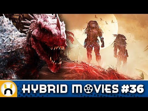 Jurassic World: Fallen Kingdom & The Predator Images Revealed | Hybrid Movies #36