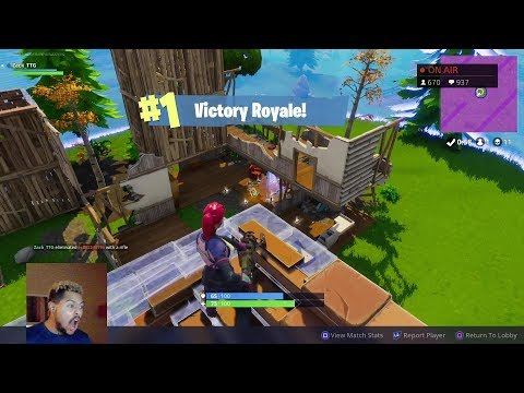 TTG First Ever Fortnite Solo Win‼️ *He Went Off* 11 Kills