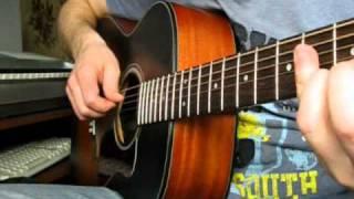 Зимний сон(п. Алсу). Переложение для гитары.