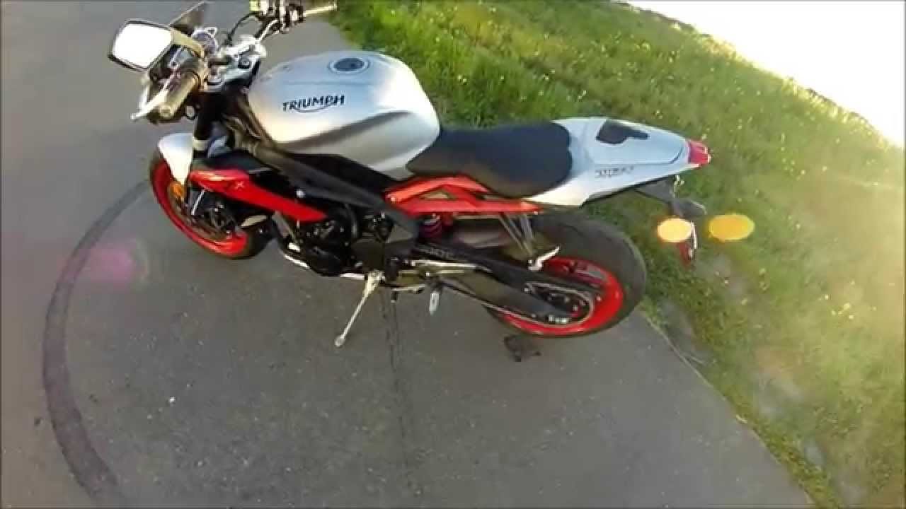 2015 Triumph Street Triple Rx To Buy Or Not To Buy Youtube