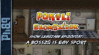 Pokoli Szomszédok - A bosszú is egy sport  (Neighbours from Hell - The Old Spoilsport) Gameplay