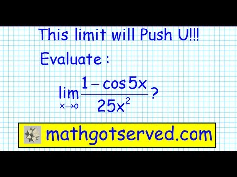 Finding Limits Using the Squeeze Theorem AP Calculus AB BC Sandwich Pinch