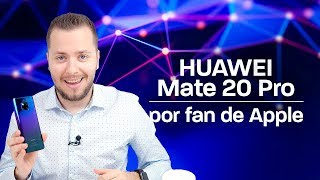 Huawei Mate 20 Pro por FAN DE APPLE