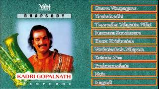 CARNATIC INSTRUMENTAL | KADRI GOPALNATH | SAXOPHONE VOL - 3 | JUKEBOX