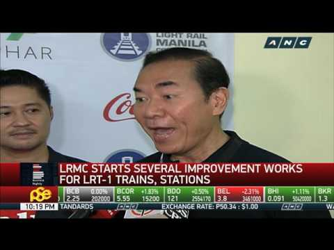 LRMC partnering with private firms to improve LRT-1 services
