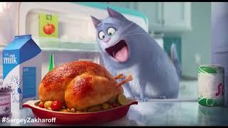 Приколы из мультфильма - Тайная жизнь домашних животных 2016 (прикол 2)
