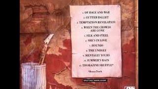 Savatage - Gutter Ballet (Full Album)  1989