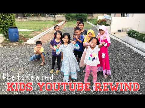 YouTube Rewind Indonesia : Kids Edition 2017 | Yang Hits di tahun 2017 | #letsrewind