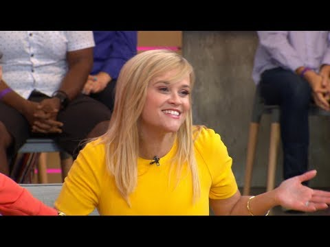 Reese Witherspoon talks new book, throwing ice cream at Meryl Streep Mp3