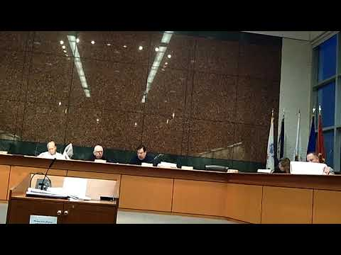 4/18/2018 - Planning Commission Meeting - Part 7  - Raw Footage