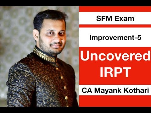 SFM Exam Improvements   5th Tip Related to Forex Chapter