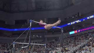 Emily Lee - Uneven Bars - 2021 U.S. Gymnastics Championships - Senior Women Day 2
