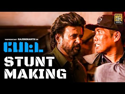 Nunchaku Fight Scene Making   Peter Hein Interview   Rajinikanth's Petta Movie