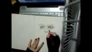 Speed Drawing Ozzy Osbourne