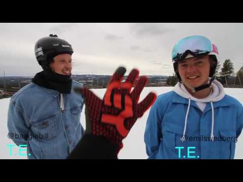 FIRST DAY ON TELEMARK GAME OF TELE!!
