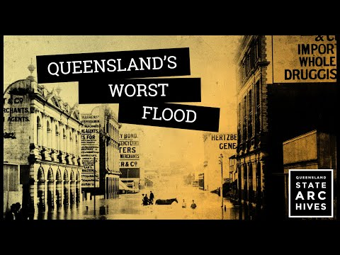 1893 Brisbane Floods: Queensland's Most Deadly Flood