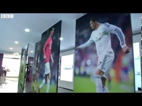 Cristiano Ronaldo opens his own CR7 museum in Madeira