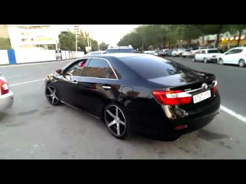 Тюнинг Краснодар Ростов на Дону Toyota Camry 3 5 Exhaust