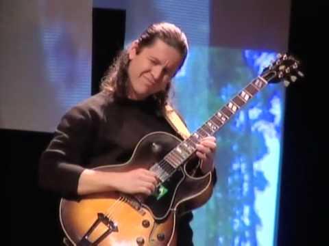 Daniel Sá - Solo de guitarra sobre