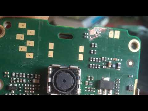 Nokia 206 Lcd Light Problem| Coil Ok Light Ic Ok But Problem Still Here Solution 100%tested