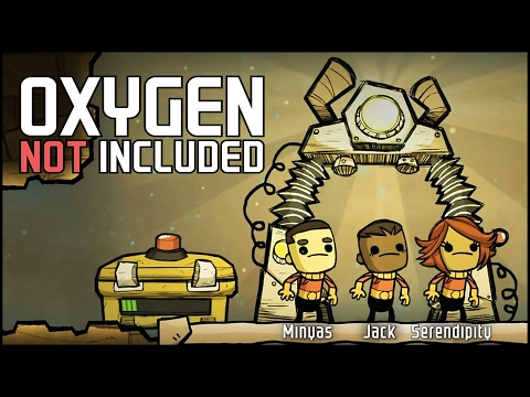 Gestrandet im Untergrund - Oxygen Not Included #01 [Gameplay German Deutsch]