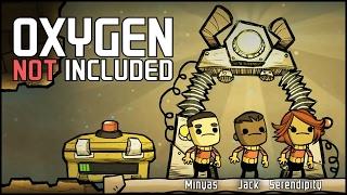 Gestrandet im Untergrund - Oxygen Not Included #01 [Gameplay German Deutsch] | HirnsturzZockt