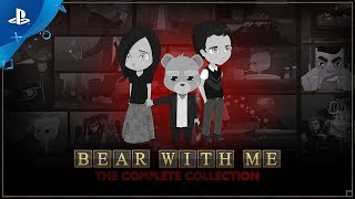 Bear With Me: The Complete Collection — Announcement Trailer | PS4