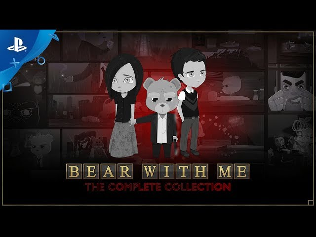 Bear With Me: The Complete Collection - Announcement Trailer | PS4