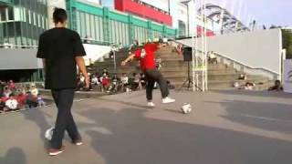 Freestyle Football WFSLeague Japan Final - part 2