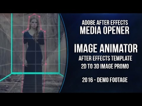 After Effects - Still Image Animation 2016