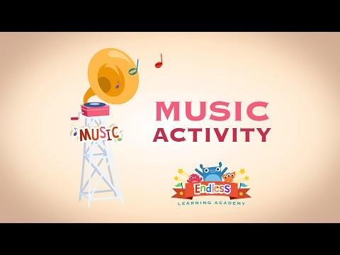 Endless Music Activity