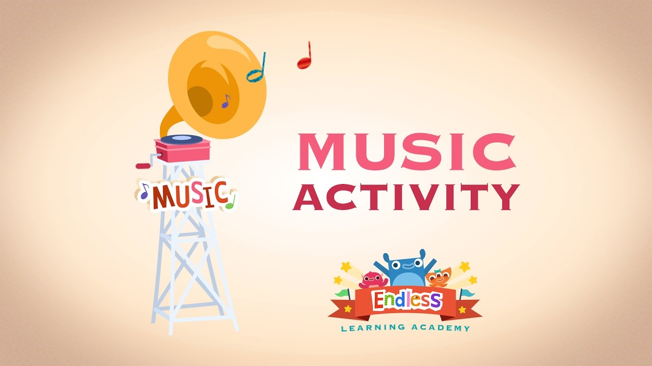 Endless Music Activity - YouTube
