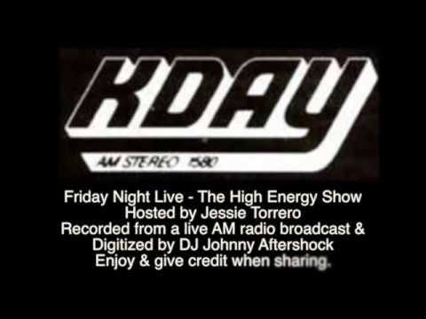 1580 KDAY Friday Nights Live The High Energy Show @ Casa Camino Real Downtown LA