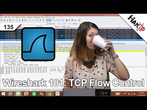 Wireshark 101: TCP Flow Control, HakTip 135