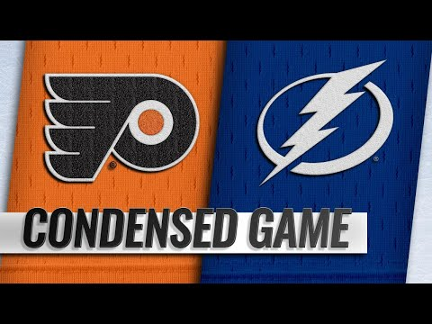 12/27/18 Condensed Game: Flyers @ Lightning