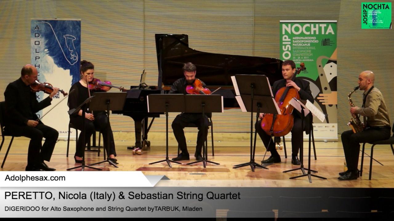 Digeridoo by TARBUK, Mladen - Nicola PERETTO (Italy)