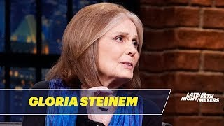 Gloria Steinem Explains How Men Can Benefit from Feminism