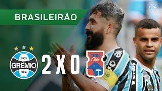 GRÊMIO 2 X 0 PARANÁ CLUBE - GOLS - 15/09 - BRASILEIRÃO 2018
