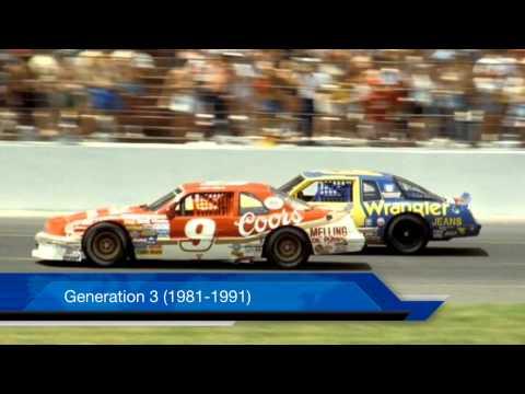 NASCAR Generations