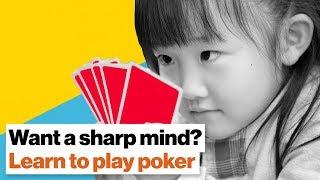 Why elementary schools should teach poker | Liv Boeree