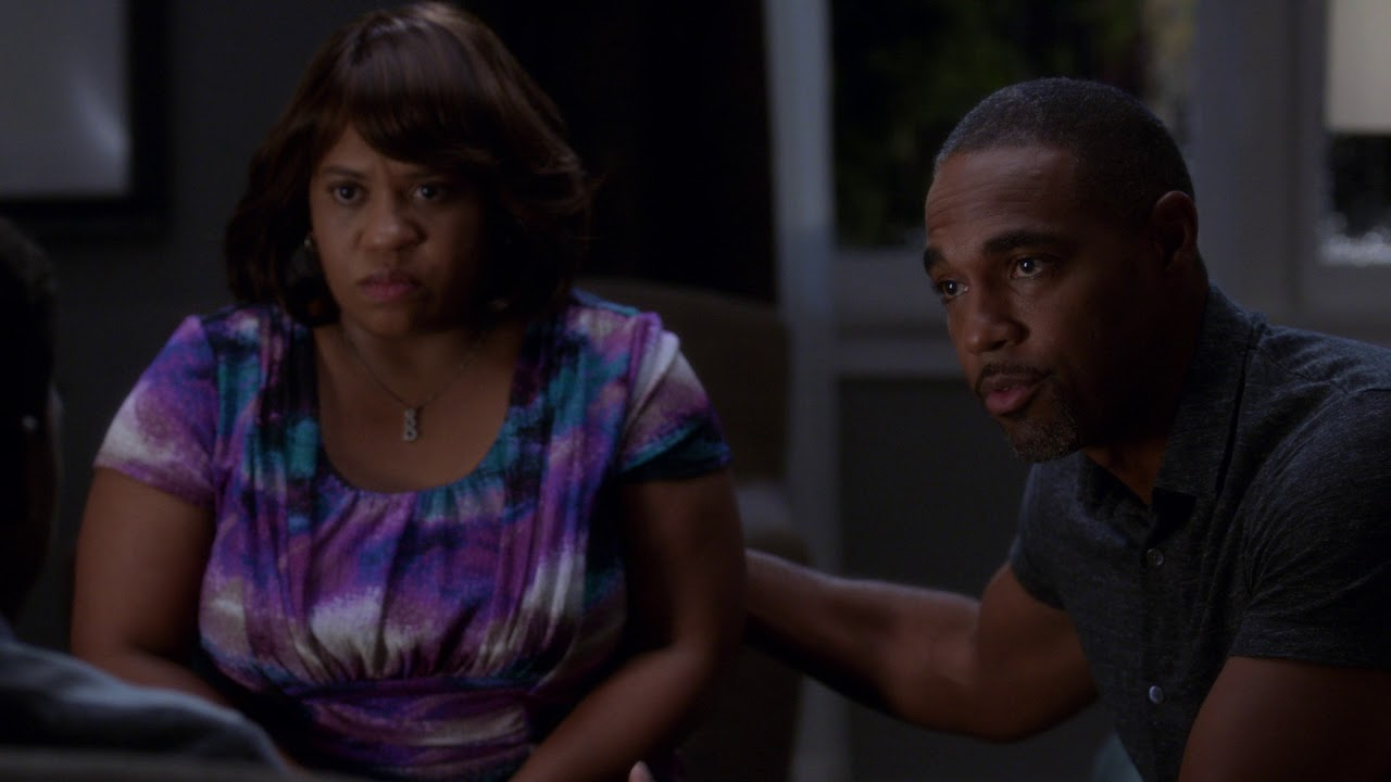 Grey's Anatomy - 14x10 Miranda & Ben Give Ben The Talk ...