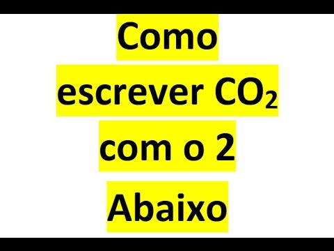 como-colocar-2-embaixo-no-co2