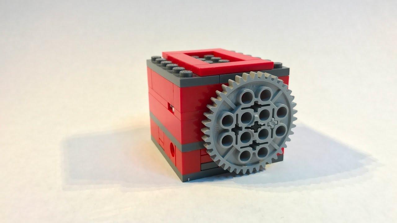 How To Make The Worlds Hardest Lego Puzzle Box Youtube