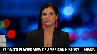 Dana Loesch to Andrew Cuomo: Be Quiet and Listen to Your Father